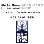 Deutsche Börse Acquires US Financial News Service Need To Know News