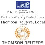 LRP Publications' Sale of its Public Employment Group and its Bankruptcy/Banking Products Group to Thomson Reuters