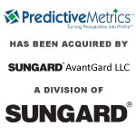 SunGard Acquires PredictiveMetrics to Broaden the AvantGard Suite and Expand into Trade Credit Liquidity