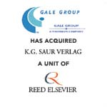Berkery, Noyes & Co. advises Reed Elsevier on its sale of K.G. Saur Verlag to The Gale Group