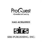 Berkery, Noyes & Co. advises ProQuest Company in its purchase of SIRS Publishing, Inc.