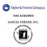 Berkery, Noyes & Co. advises Taylor & Francis Group in the purchase of Marcel Dekker, Inc.