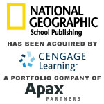 National Geographic Society's School Publishing Unit Sold to Cengage Learning