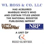 Berkery, Noyes & Co. advises Reed Elsevier Inc. in the sale of Marquis Who's Who and Certain National Register Publishing Titles to WL Ross & Co.