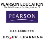 Berkery, Noyes & Co. represents Pearson Education in its investment in Boxer Learning