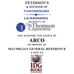 Berkery Noyes & Co. represents IDG Books Worldwide in its sale of ARCO imprint to Thomson Learning
