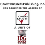 Berkery, Noyes & Co. represents IDG Books Worldwide in its sale of ChekChart to Hearst Business Publishing, Inc.