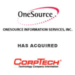 Berkery, Noyes & Co. advises Corporate Technology Information Services in its sale to OneSource Information Services, Inc.