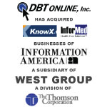 Berkery, Noyes & Co. Represents The Thomson Corporation on its sale of KnowX.com & Informed to DBT Online, Inc.