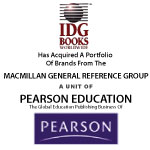 IDG Books Worldwide Has Acquired A Portfolio Of Brands From The Macmillan General Reference Group A Unit Of PEARSON EDUCATION