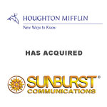 Houghton Mifflin Acquires Sunburst Communications.