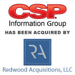 Redwood Acquisitions Acquires CSP Information Group