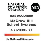 National Computer Systems, Inc. Has Acquired McGraw-Hill School Systems