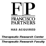 Francisco Partners Makes Strategic Investment in Clinical Information Services Company Therapeutic Research Center
