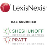 LexisNexis Acquires Sheshunoff and A.S. Pratt