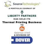 Datamax-O'Neil Acquires Source Technologies' Thermal Printer Business to Complement Its Stationary Printer Portfolio
