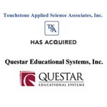 Berkery, Noyes & Co. represents Questar Educational Systems, Inc. in its sale to Touchstone Applied Science Associates, Inc.
