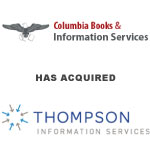 Columbia Books Acquires Thompson Information Services