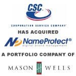 Berkery, Noyes & Co. represents NameProtect in it sale to Corporation Service Company