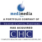 Berkery, Noyes & Co. represents Complete Healthcare Communications, Inc. in its sale to MediMedia USA