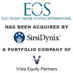 SirsiDynix Acquires EOS International Business