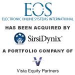 SirsiDynix Acquires EOS International Business