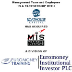 Boathouse Capital Partners with Management and Employees of MIS Training Institute