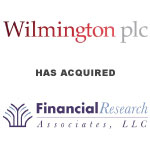 Wilmington plc Acquisition of Financial Research Associates LLC