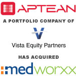 Aptean Enters Healthcare Industry With Acquisition of Medworxx Solutions, Inc.