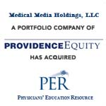 Physicians' Education Resource Acquired By Providence Equity