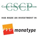 Berkery, Noyes & Co. represents Monotype, LLC in transaction with Calvert Street Capital Partners
