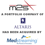 Medstreaming Announces Acquisition of Registry Software Vendor M2S