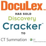 Berkery Noyes Represents DocuLex In Sale Of Discovery Cracker Product To CT, A Wolters Kluwer Business