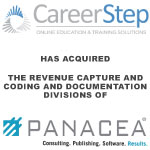 Career Step Acquires Panacea Healthcare Solution's Revenue Capture and Coding and Documentation Divisions