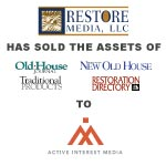Berkery, Noyes & Co. represents Restore Media, LLC in sale of titles to Active Interest Media