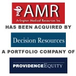 Berkery Noyes Represents Arlington Medical Resources (AMR) In Its Acquisition By Decision Resources, Inc.
