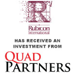 Rubicon Announces Investment from Quad Partners