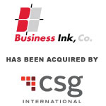 CSG Acquires Business Ink